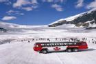 Xe buýt sông băng lớn nhất thế giới