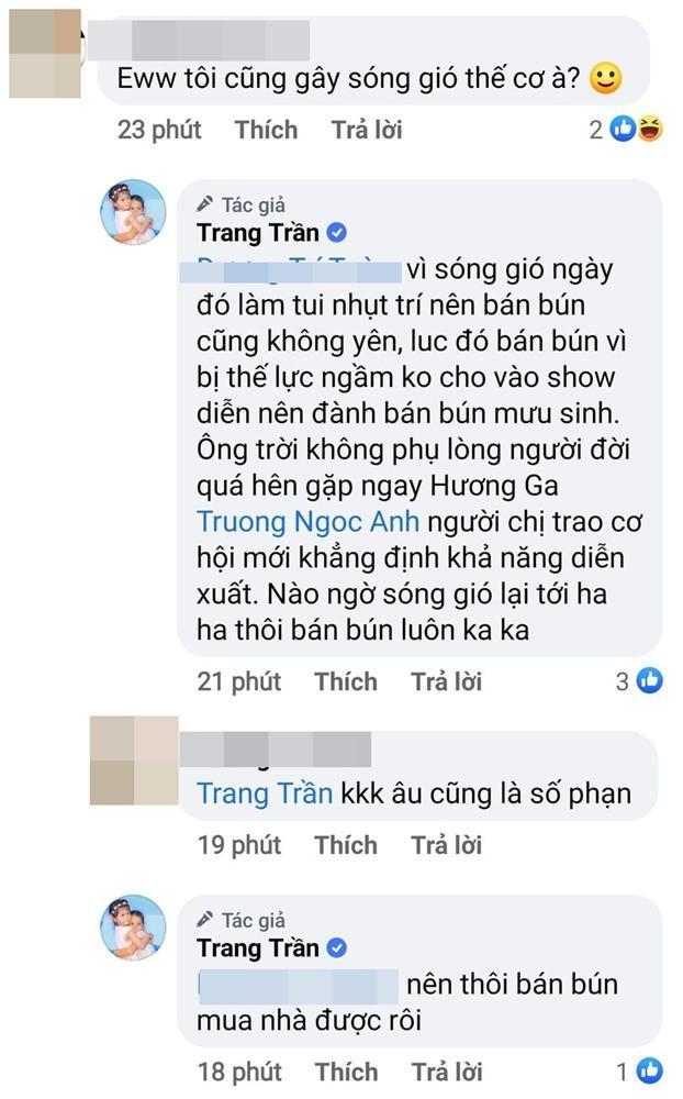 Trang Trần: Bị trù dập nghề mẫu đành bán bún đậu mưu sinh-4