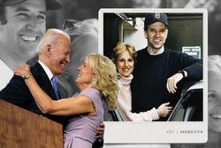 Ứng viên Tổng thống Mỹ Joe Biden và 5 lần cầu hôn vợ, biết lý do từ chối ai cũng bất ngờ