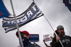 Ông Trump phản đối kết quả bầu cử, đảng Cộng hòa vẫn im lặng