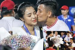 HOT: Bùi Tiến Dũng chính thức cầu hôn Khánh Linh sau hơn 1 năm làm lễ ăn hỏi