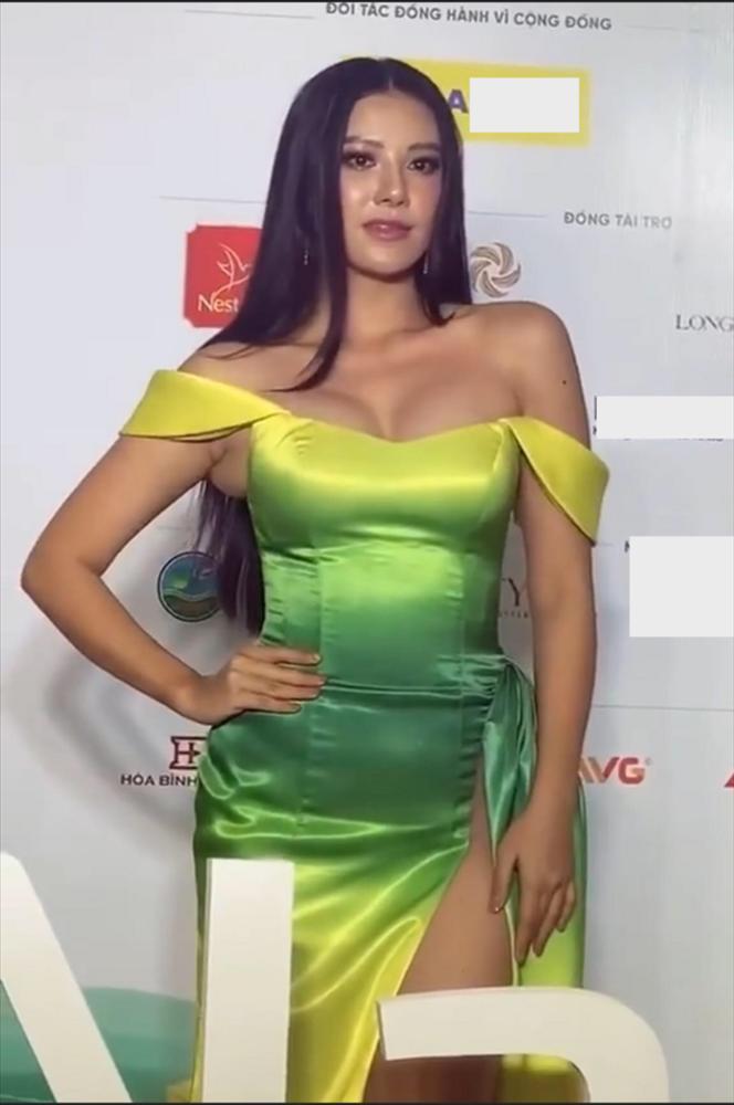 Á hậu Kim Duyên lộ thân hình phát tướng chóng mặt-4
