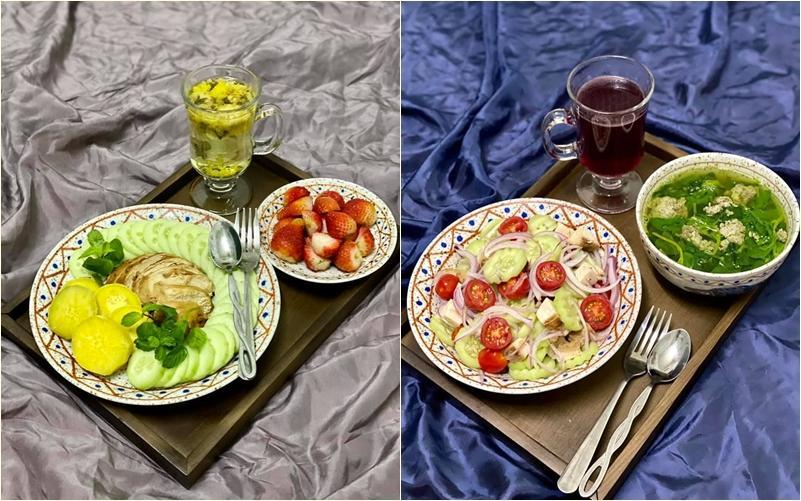 Mẹ Hà Nội trình làng bộ sưu tập cơm đĩa tiêu chí 3 đẹp, hấp dẫn như tác phẩm nghệ thuật-2