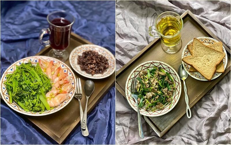 Mẹ Hà Nội trình làng bộ sưu tập cơm đĩa tiêu chí 3 đẹp, hấp dẫn như tác phẩm nghệ thuật-4