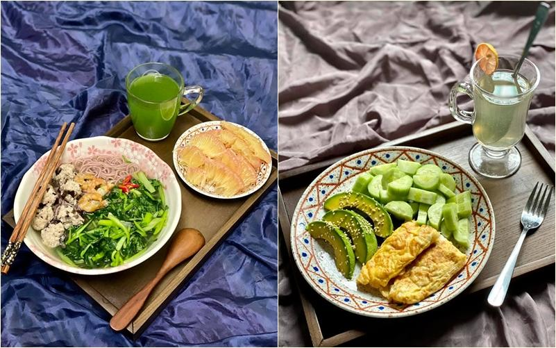 Mẹ Hà Nội trình làng bộ sưu tập cơm đĩa tiêu chí 3 đẹp, hấp dẫn như tác phẩm nghệ thuật-5