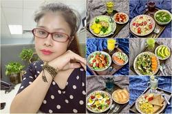 Mẹ Hà Nội trình làng bộ sưu tập cơm đĩa 'tiêu chí 3 đẹp', hấp dẫn như tác phẩm nghệ thuật