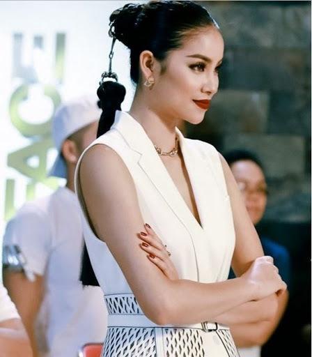 Những kiểu tóc chẳng biết bắt đầu và kết thúc ở đâu của sao Việt-5