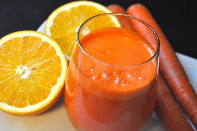 3 loại nước ép giúp phái đẹp dễ dàng vượt qua ngày đèn đỏ: Đá bay các triệu chứng đau - chướng bụng-2