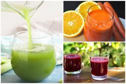 3 loại nước ép giúp phái đẹp dễ dàng vượt qua 'ngày đèn đỏ': Đá bay các triệu chứng đau - chướng bụng