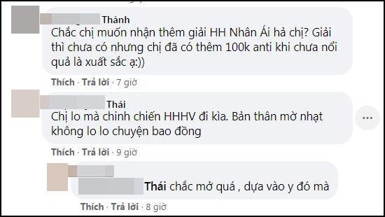 Lỡ miệng bênh Hương Giang, hoa hậu Khánh Vân bị cảnh cáo hội đồng-3
