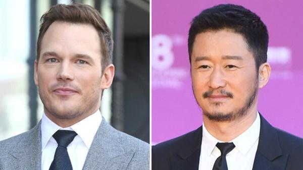 Chris Pratt, Ngô Kinh làm lại phim của Thái Hòa, Kim Lý-1