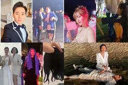 ĐÀO MỘ đám cưới Đông Nhi: 200 khách mời 'lúc đi hết mình - lúc về hết hồn'