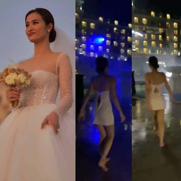 ĐÀO MỘ đám cưới Đông Nhi: 200 khách mời lúc đi hết mình - lúc về hết hồn-1