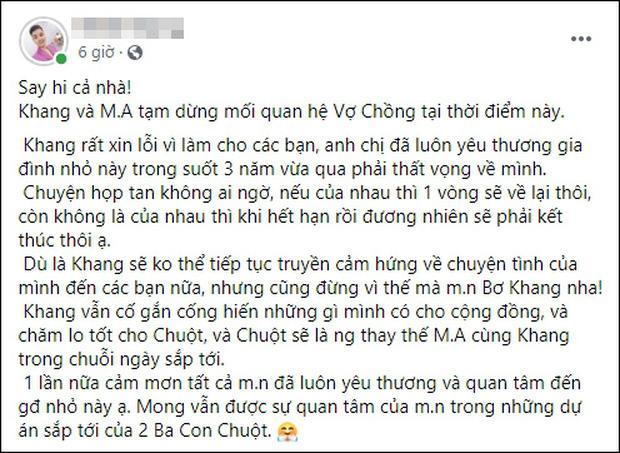 Hé lộ ảnh chăm con của người đàn ông Việt Nam đầu tiên mang bầu trước khi chia tay vợ-9