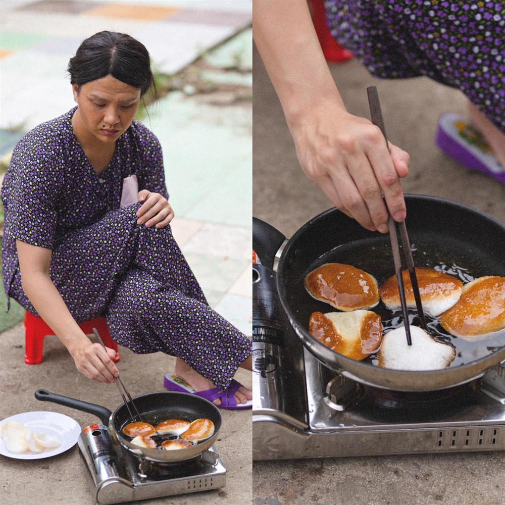 Duy Khánh tự nhận là thành viên ưu tú của hội Ghét bếp, rán phồng tôm cháy đen như bánh xe-1