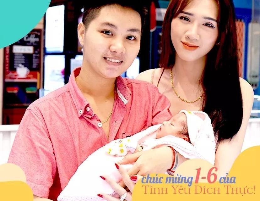 Body nóng bỏng cô vợ chuyển giới của người đàn ông Việt Nam đầu tiên sinh con-9