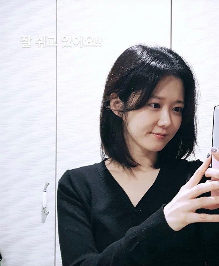 Jang Nara 40 tuổi mà trẻ đến khó tin khi đứng cạnh đàn em kém 11 năm-2