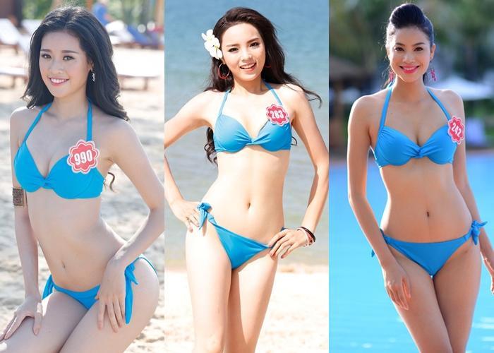 Những cái nhất của Hoa hậu Việt Nam 2014 - Nguyễn Cao Kỳ Duyên-9