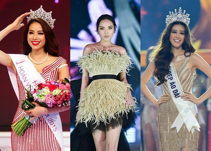 Những cái nhất của Hoa hậu Việt Nam 2014 - Nguyễn Cao Kỳ Duyên-10