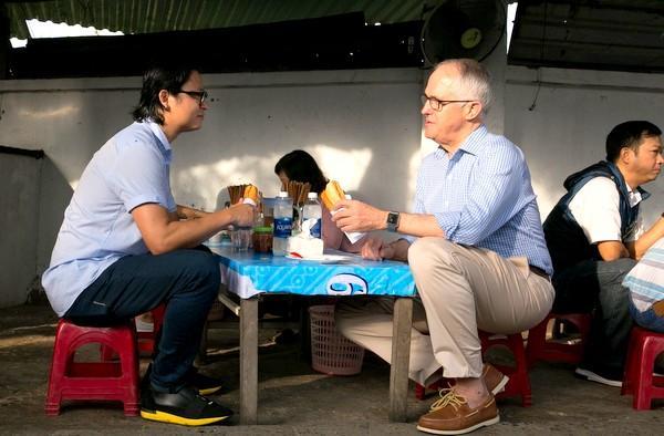 Khi các Nguyên thủ Thế giới cũng đam mê món ăn đường phố Việt Nam-10