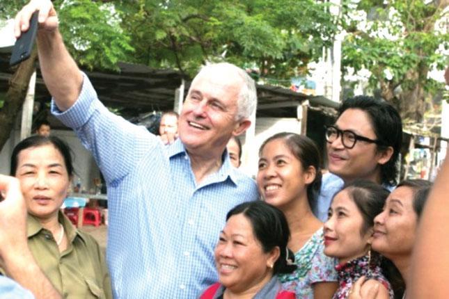 Khi các Nguyên thủ Thế giới cũng đam mê món ăn đường phố Việt Nam-11