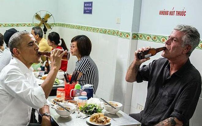 Khi các Nguyên thủ Thế giới cũng đam mê món ăn đường phố Việt Nam-7
