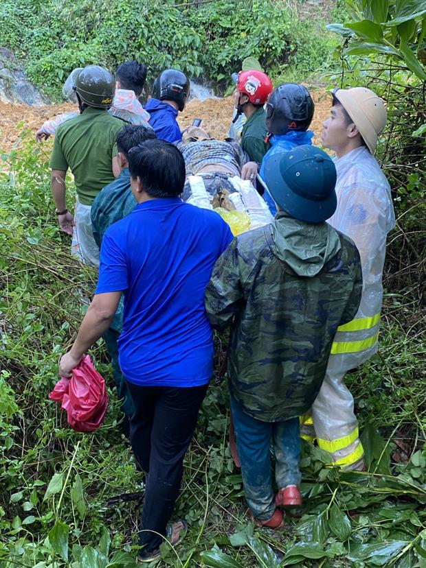Sạt lở núi ở Quảng Nam: Nạn nhân kể lại giây phút sinh tử hãi hùng-1