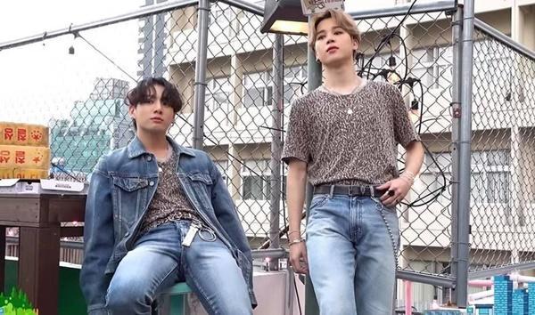 BTS loi choi, tiện thể hé lộ concept rằn ri bóng đêm quẩy tiệc discochất chơi-9
