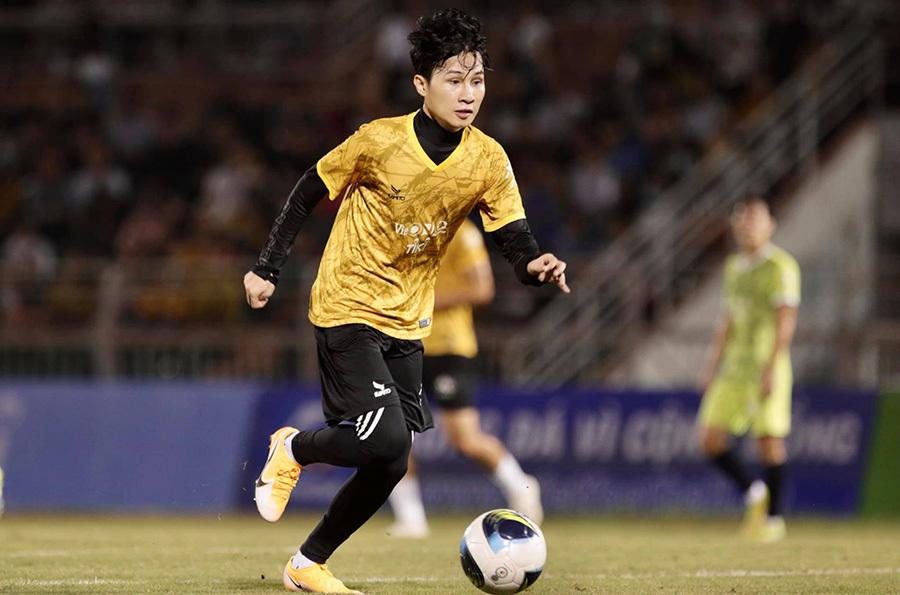 Jack ghi bàn thắng, đóng góp 250 triệu sau trận bóng đá vì miền Trung-8