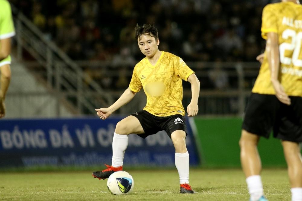 Jack ghi bàn thắng, đóng góp 250 triệu sau trận bóng đá vì miền Trung-10