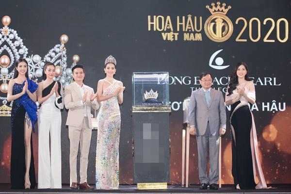 Cận cảnh vương miện Hoa hậu Việt Nam 2020, giải thưởng đăng quang chỉ còn 350 triệu đồng-3