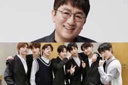 Chỉ 1 câu dạy 'gà mới' ENHYPEN, ông trùm Big Hit ghi nghìn điểm với netizens