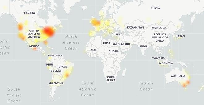 YouTube gặp lỗi trên toàn cầu-2