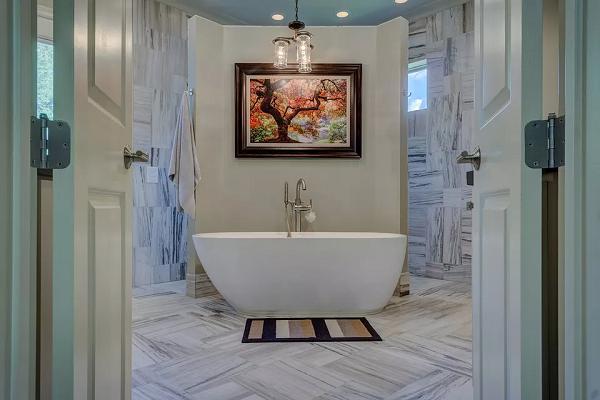 Muốn không gặp vận xui, 7 điều phải nhớ để phong thủy phòng tắm tốt cho gia chủ-4