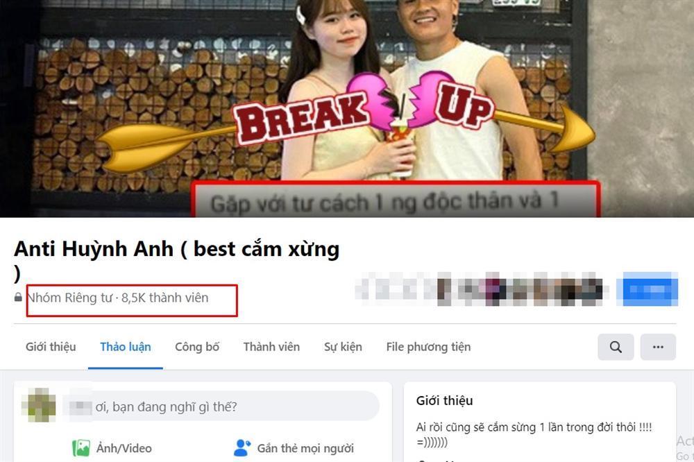 Quang Hải - Huỳnh Anh bị antifan lập group để nói xấu-1