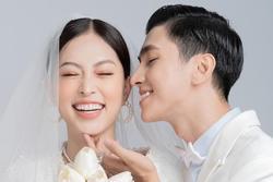 Á hậu Việt Nam liên tục bị giục cưới Bình An