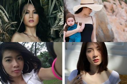 Quá khứ - hiện tại của sao Việt: Nhiều người thay đổi chẳng nhận ra