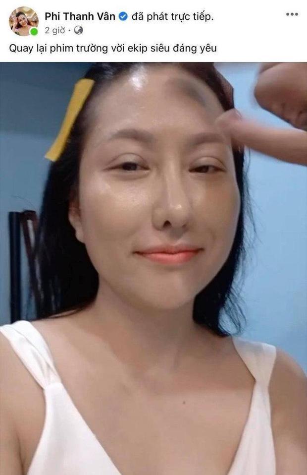 Ngốn tiền tỷ cho hơn 21 lần dao kéo, Phi Thanh Vân gây tranh cãi với khoảnh khắc livestream zoom cận nhan sắc-1