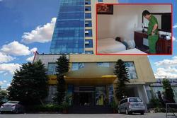 Phát hiện thiếu tá quân đội tử vong trong khách sạn ở Thái Bình