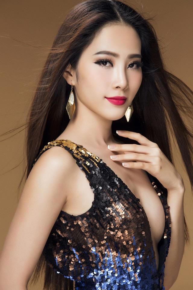 Hoa khôi thị phi lại thi sắc đẹp, quyết kế nhiệm Khánh Vân?-3