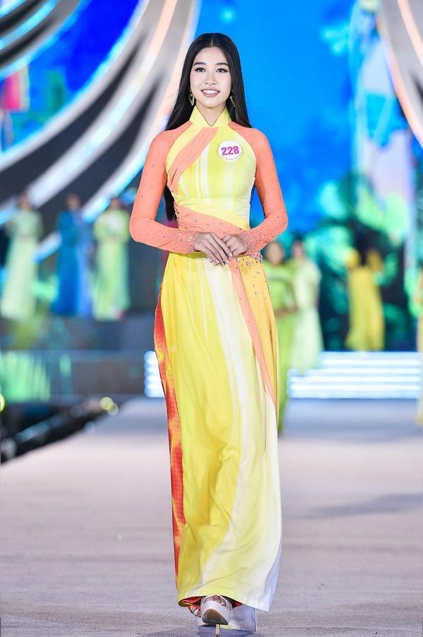 Cận cảnh top thí sinh vừa đẹp vừa tài nhất Hoa Hậu Việt Nam 2020-5