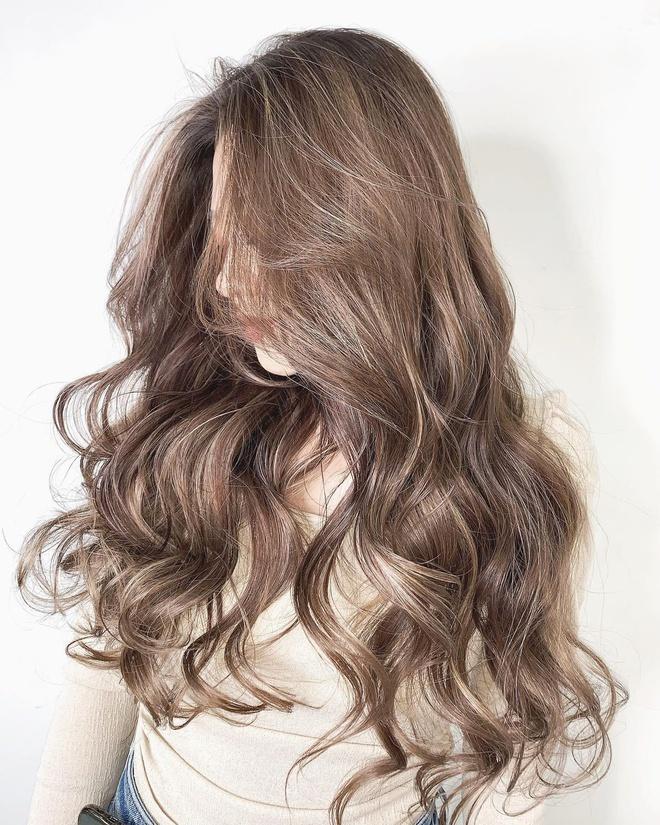 5 màu tóc nhuộm là xu hướng tại Hàn Quốc, Nhật Bản-1