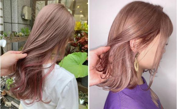 5 màu tóc nhuộm là xu hướng tại Hàn Quốc, Nhật Bản-2
