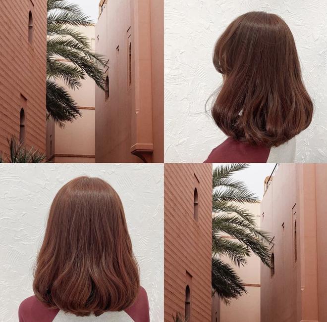 5 màu tóc nhuộm là xu hướng tại Hàn Quốc, Nhật Bản-5