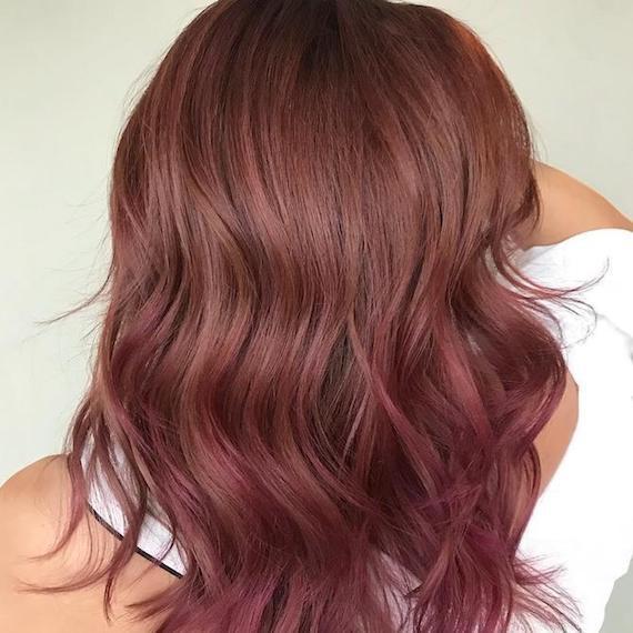 5 màu tóc nhuộm là xu hướng tại Hàn Quốc, Nhật Bản-6