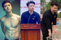 Tiếp tục lộ ảnh già nua, Nguyễn Trọng Hưng khiến bạn bè cũng phải bất ngờ