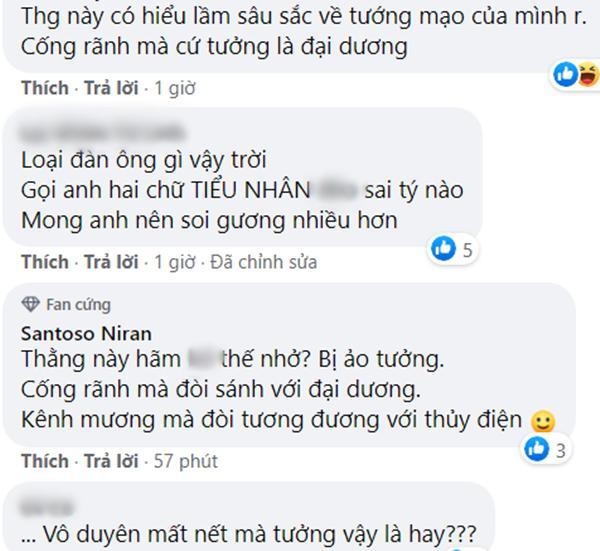 Nữ Idol Trung bị nam blogger đình đám quấy rối, không xin lỗi còn diss ngược-6