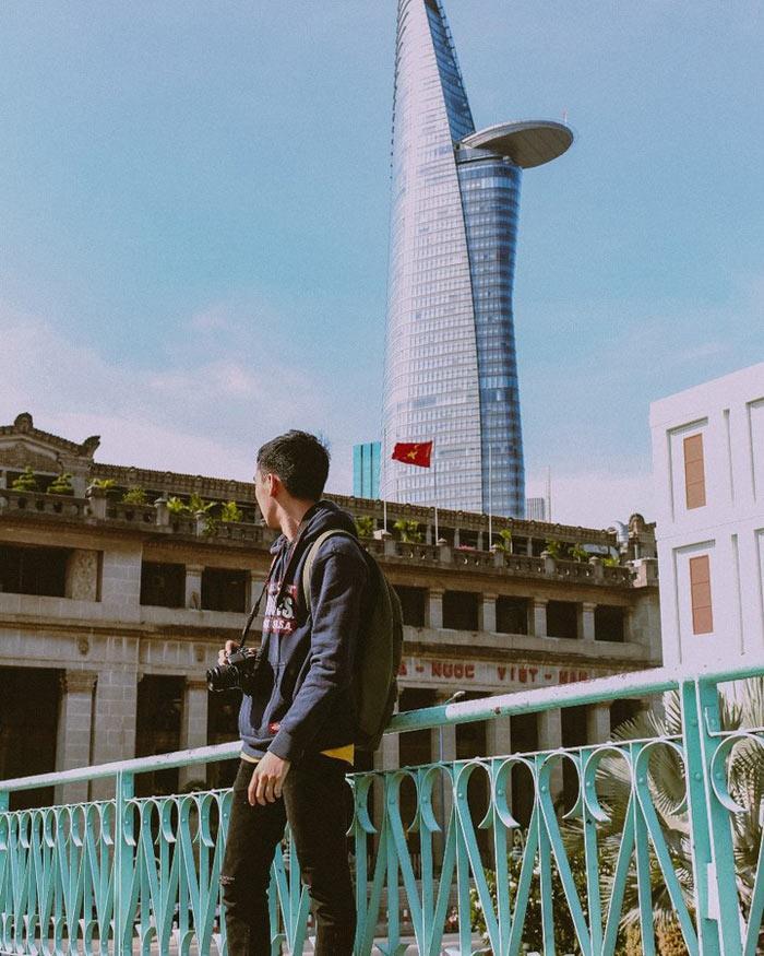 Có ngay 7749 kiểu ảnh sống ảo tại những cây cầu nổi tiếng nhất Sài Gòn-1