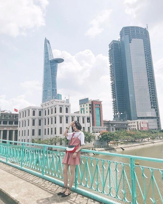 Có ngay 7749 kiểu ảnh sống ảo tại những cây cầu nổi tiếng nhất Sài Gòn-2