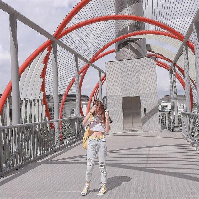 Có ngay 7749 kiểu ảnh sống ảo tại những cây cầu nổi tiếng nhất Sài Gòn-9